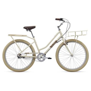 Vélo de Ville POLYGON ZENITH ACTIVE I3 TRAPEZ Beige 2021